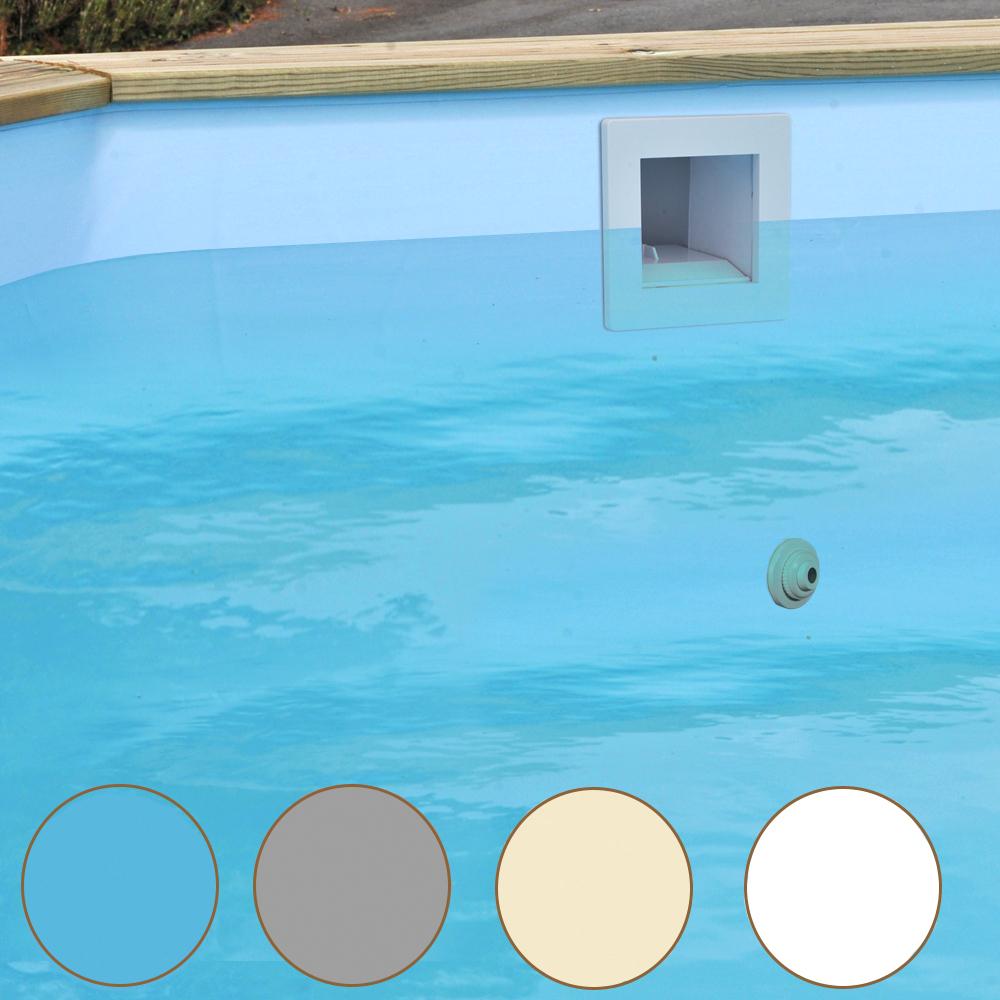 Liner piscine bois Cerland