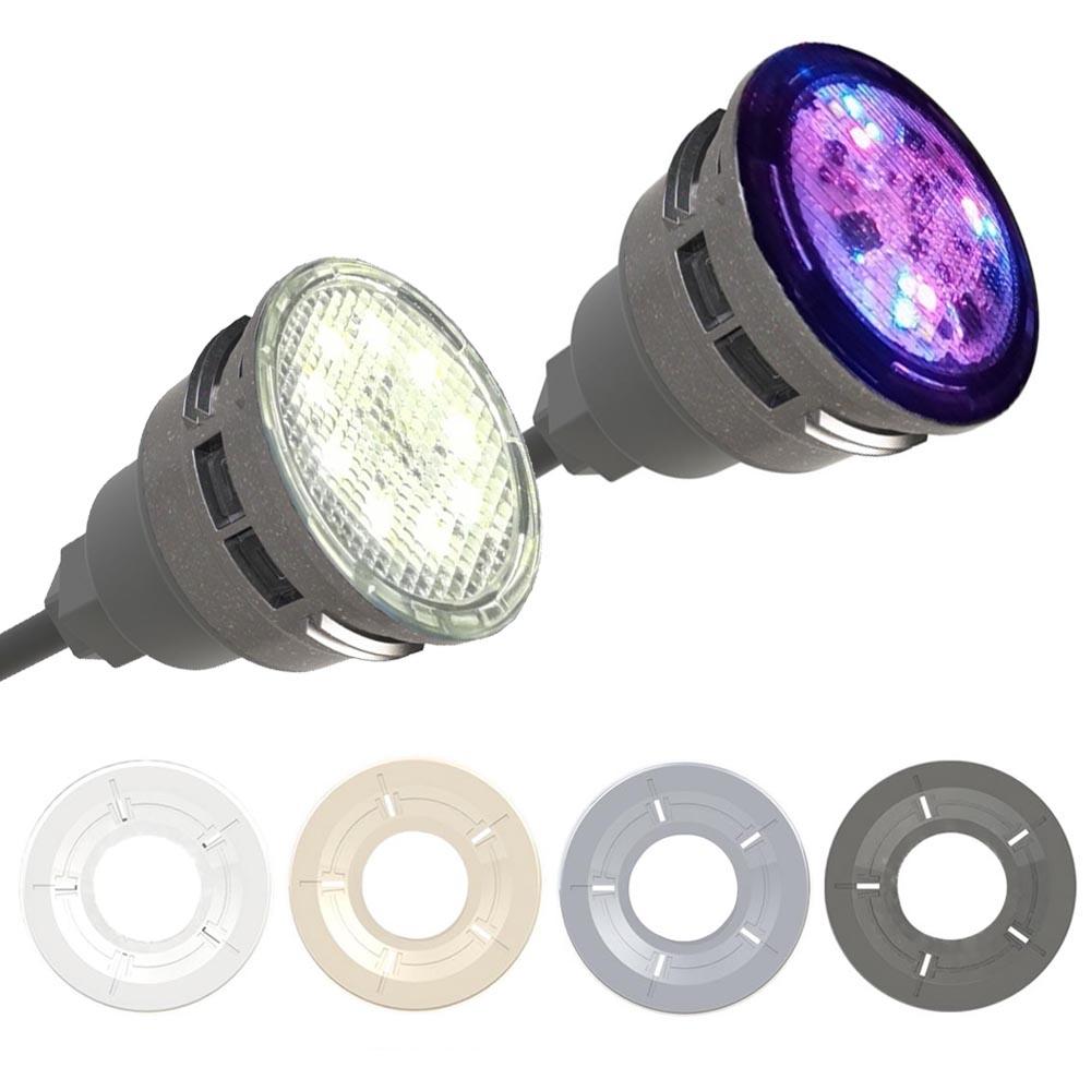 Mini-projecteur piscine LED à visser