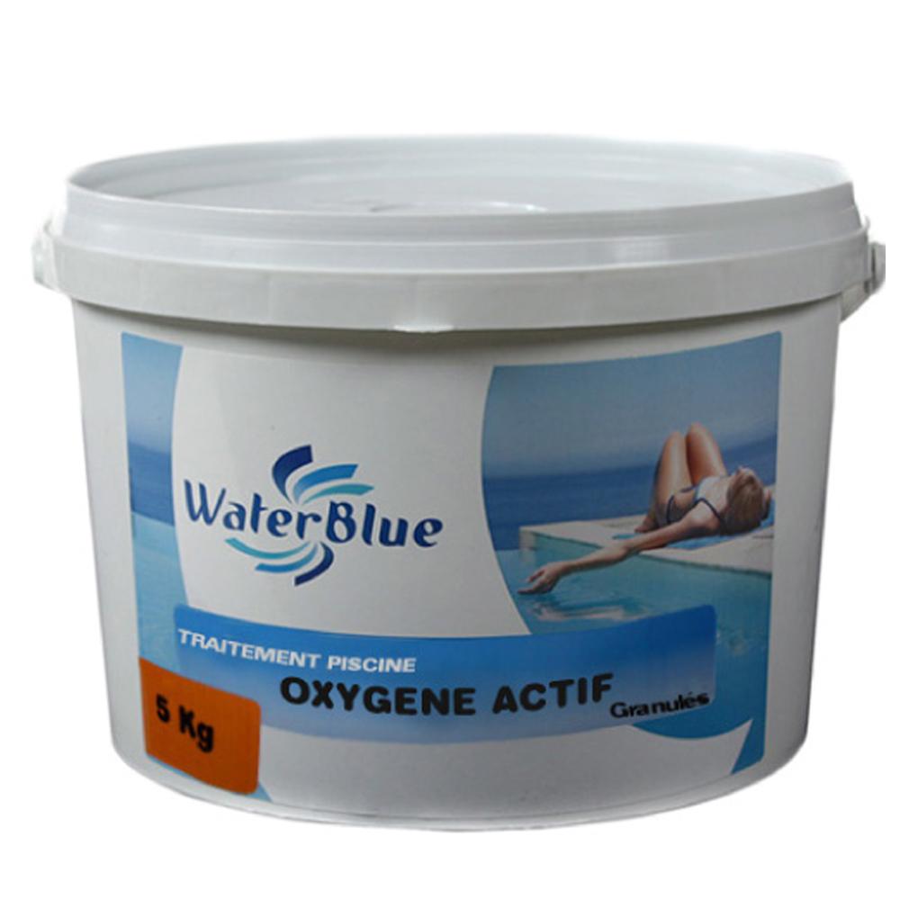 Oxygène actif granulés waterblue