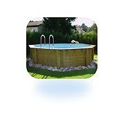 Pièces détachées Filtre piscine bois