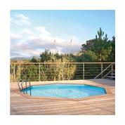 Odyssea piscine en bois cerland piscine center net for Odyssea piscine