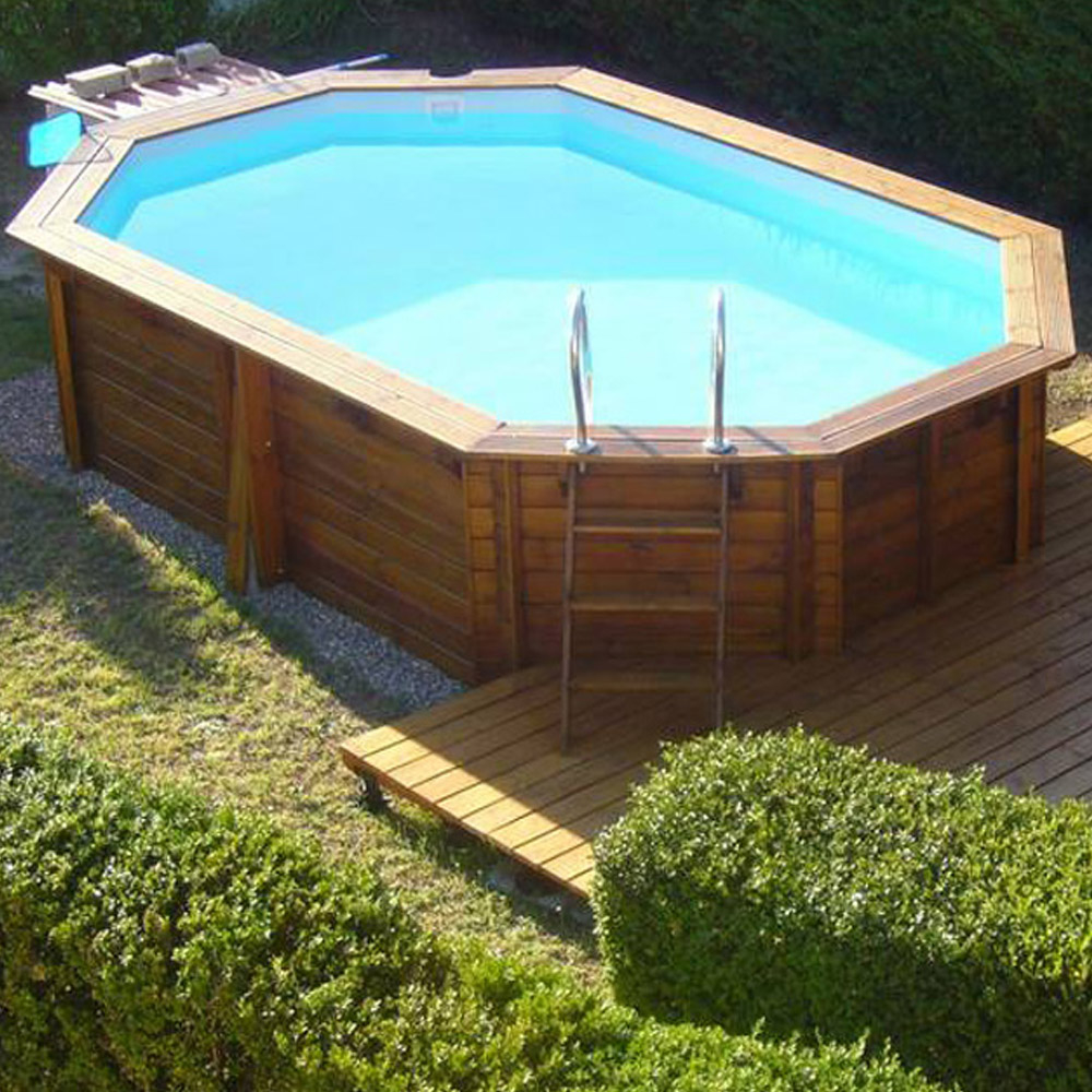 Piscine bois woodfirst