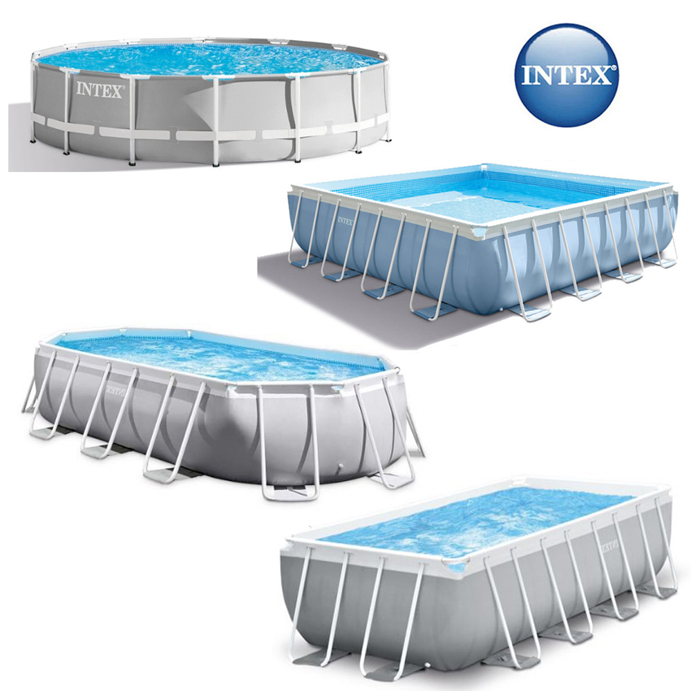 Piscine tubulaire Prism Frame Intex