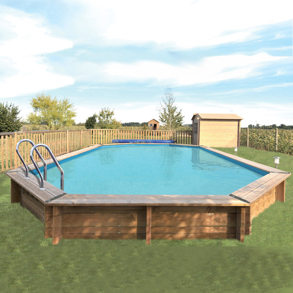 piscine bois woodfirst original