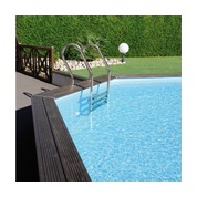 Piscine Woodfirst Original octo allongée 502 x 303 x 120 cm