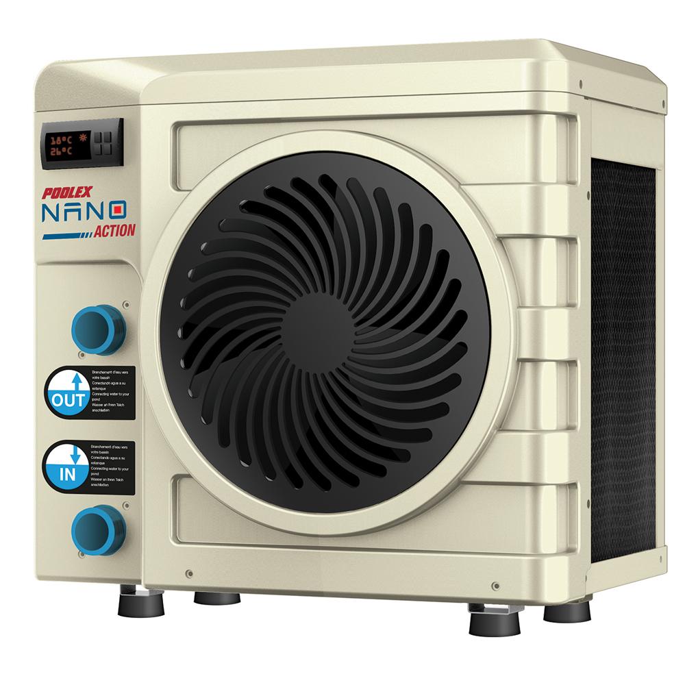 Pompe à chaleur Nano Action R32