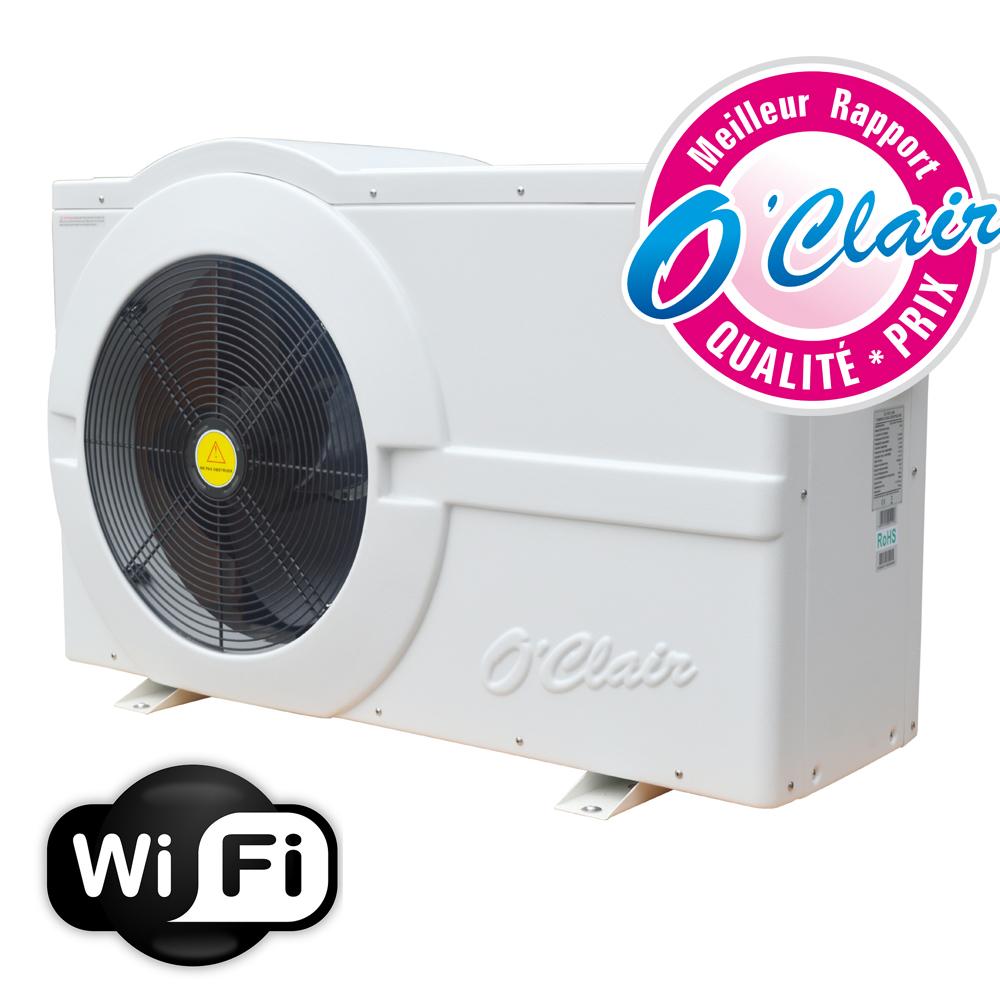 Pompe à chaleur Pacfirst Elite Plus Wifi