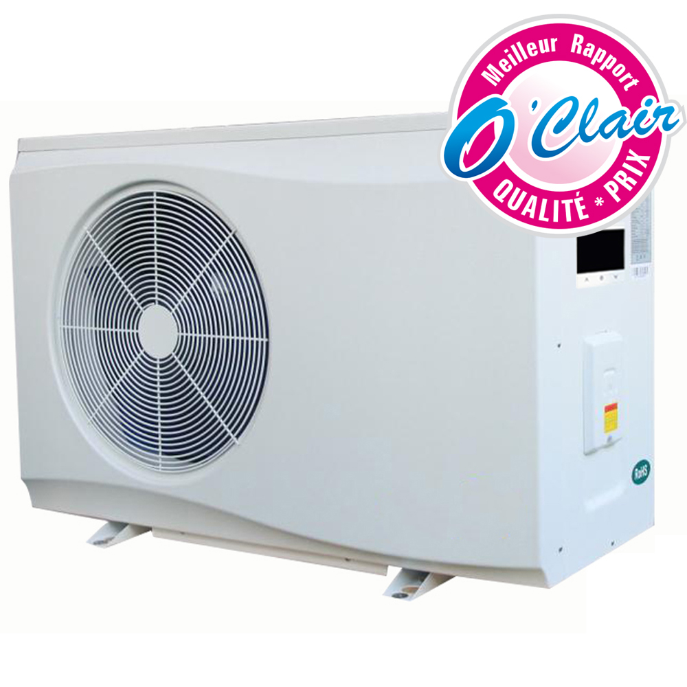 Pompe à chaleur piscine Power Loop Full Inverter