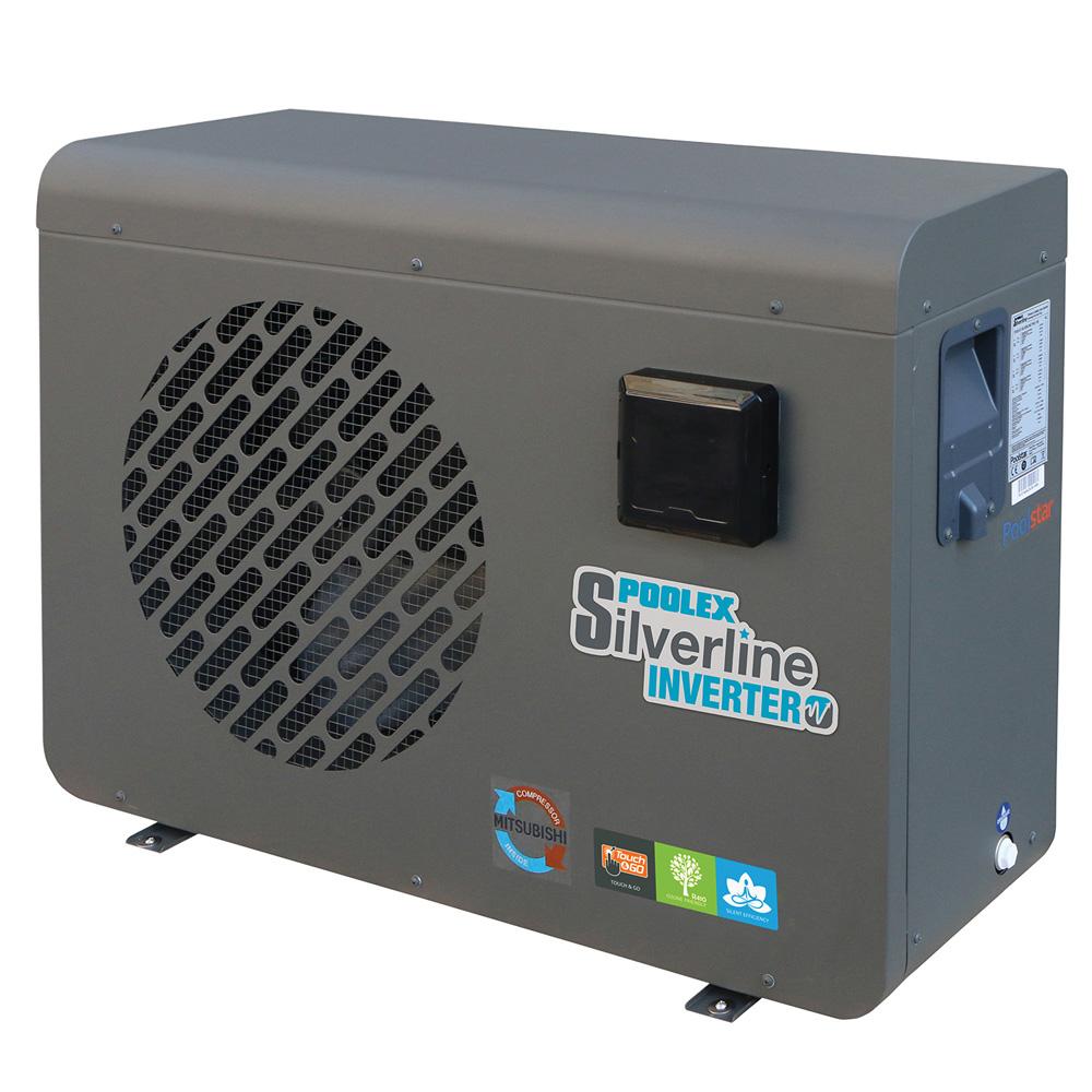 Pompe à chaleur Silverline Pro Full Inverter R32