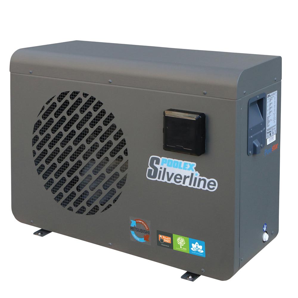 Pompe à chaleur Silverline Pro - R32
