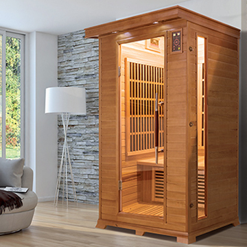 sauna spa le bien tre domicile piscine center net. Black Bedroom Furniture Sets. Home Design Ideas