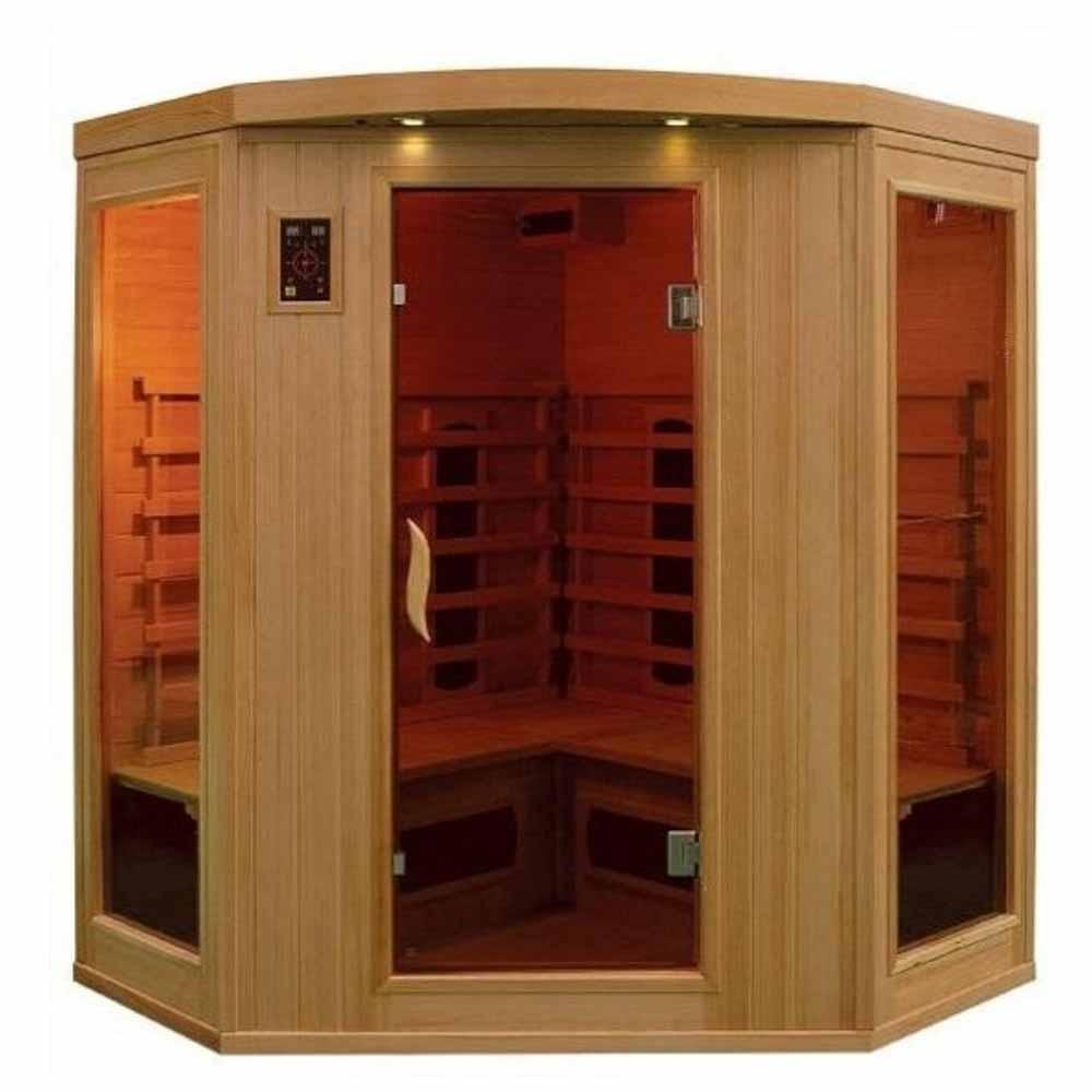 Sauna infrarouge Hemlock