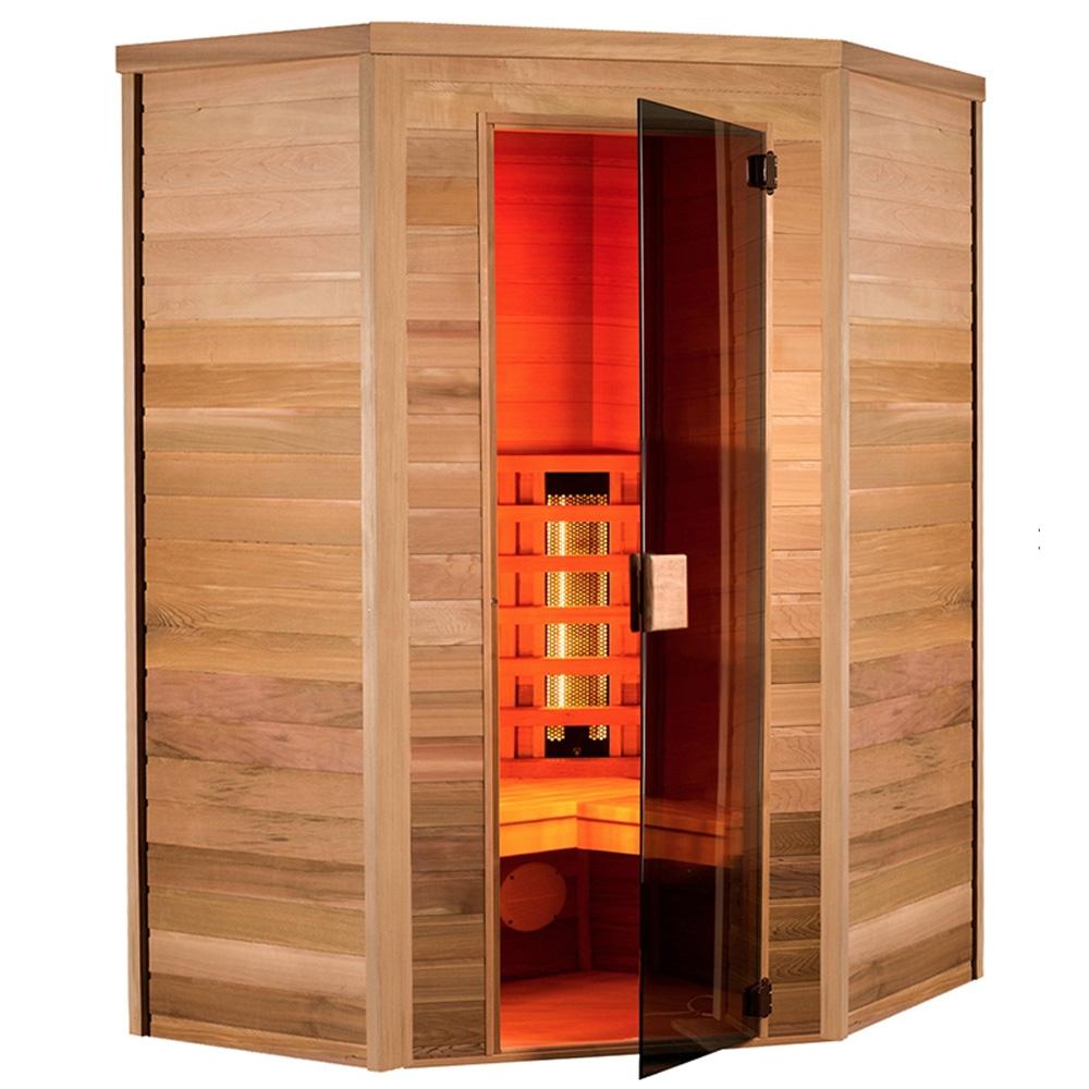 Sauna infrarouge Holl's Multiwave
