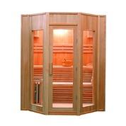Sauna tradition à vapeur ZEN