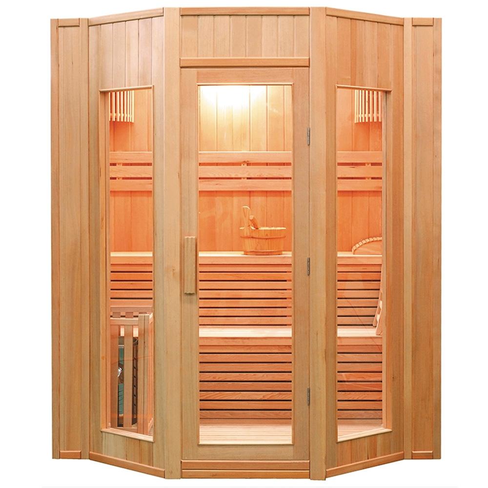Sauna tradition vapeur ZEN