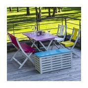 Mobilier de jardin en bois pas cher | Jardin-Center.fr