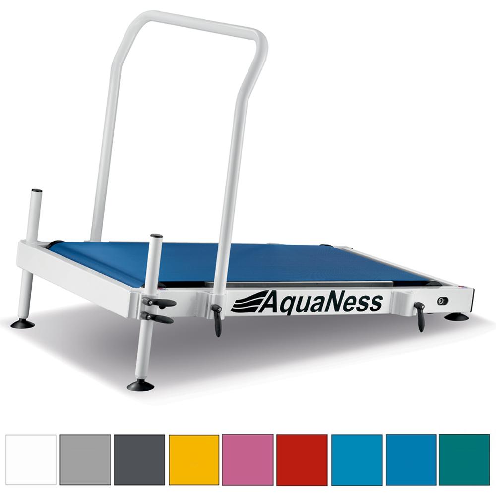 Tapis de marche aquatique Aquaness T1 aluminium