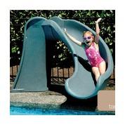 Toboggan et plongeoir piscine piscine center net for Plongeoir piscine