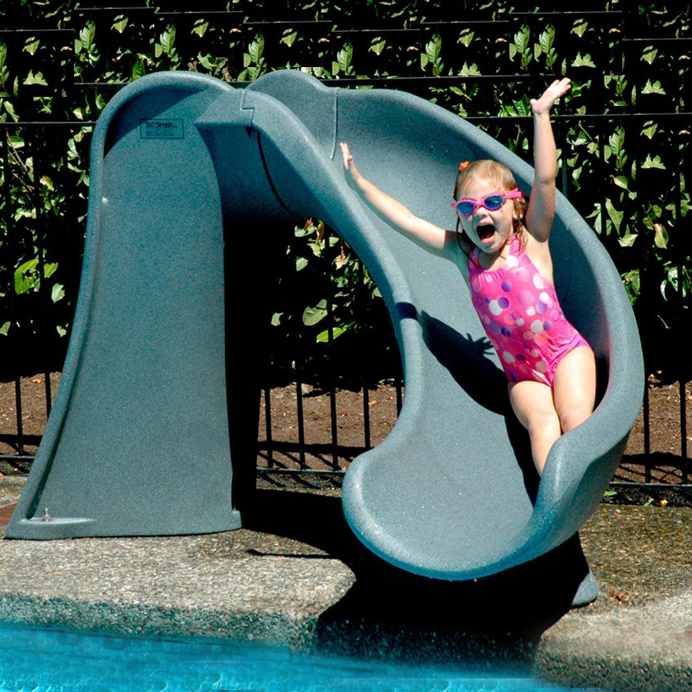 Toboggans pour piscine