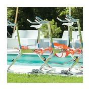 Vélos de piscine inox