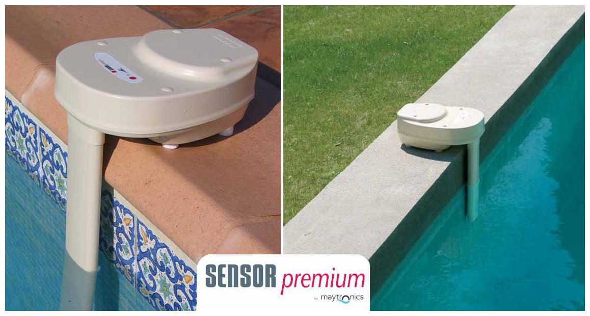 alarme de sécurité pour piscine sensor premium