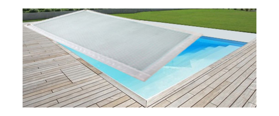 Bache a bulles pour chauffer piscine for Chauffer piscine