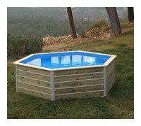 piscine bois hors sol waterclip