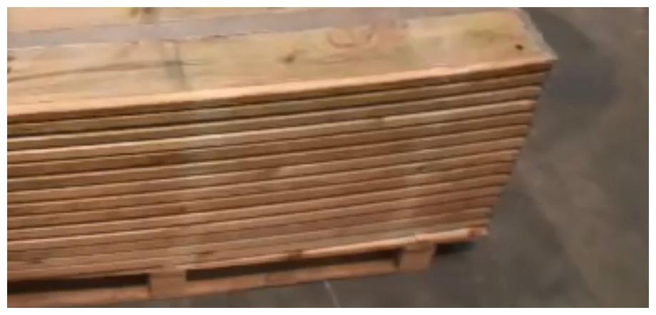 bois traité de la piscine bois waterclip
