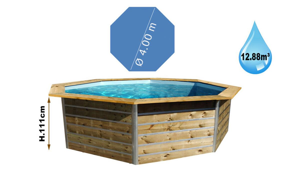 dimensions se la piscine bois waterclip leyte