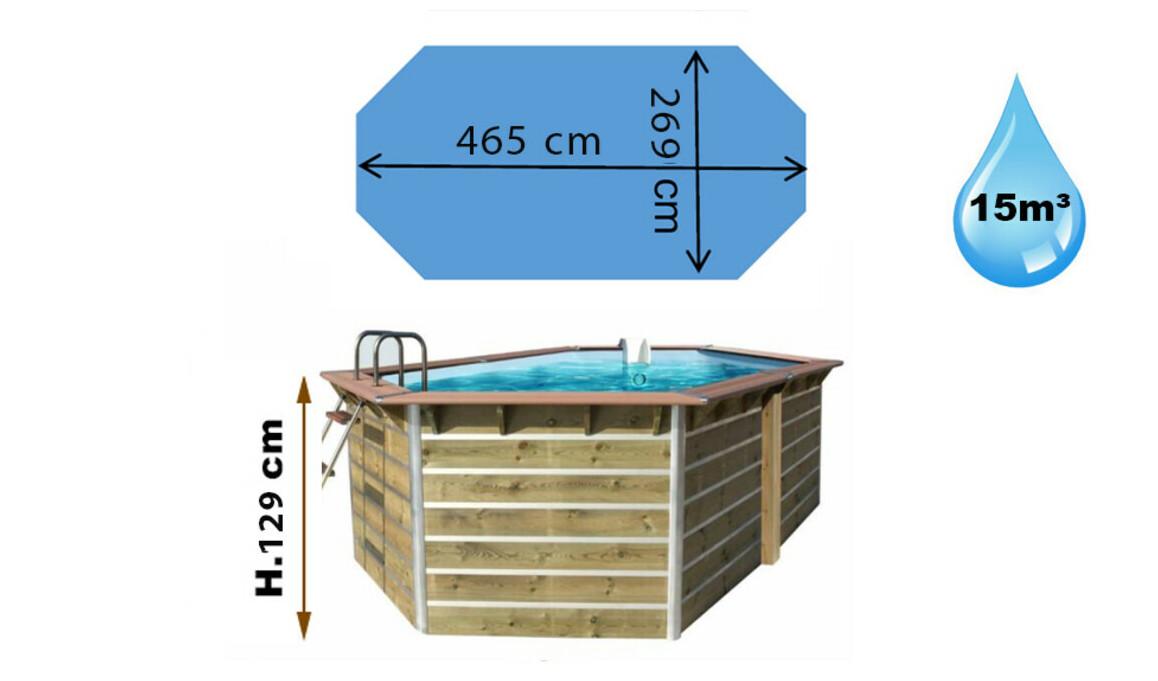 dimensions piscine waterclip sabtang