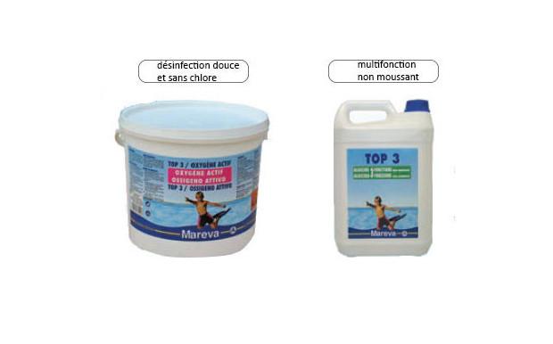 Oxygene actif en kit piscine center net for Oxygene actif piscine