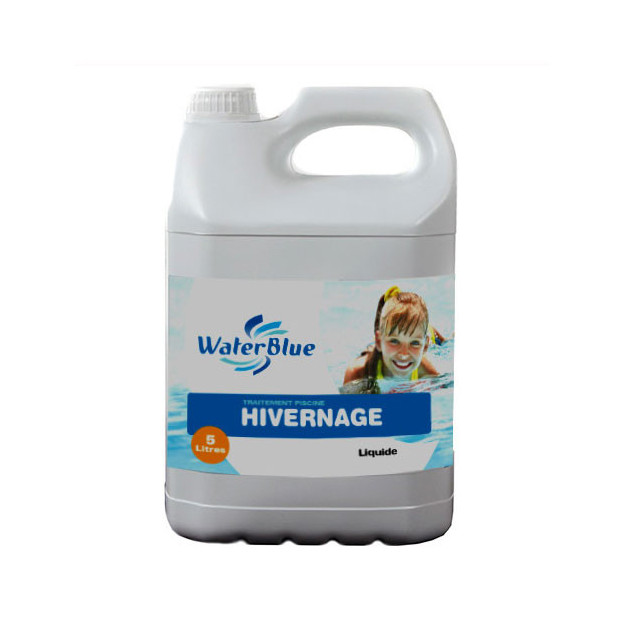 Produit d hivernage waterblue pour piscine piscine for Prix produit piscine