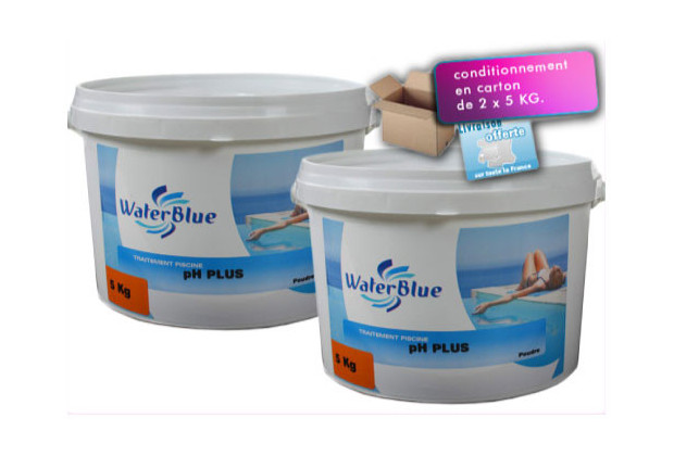 ph plus piscine conditionnement produit