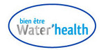 spa gonflable logo waterhealth