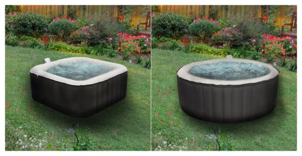 spa gonflable water 39 health piscine center net. Black Bedroom Furniture Sets. Home Design Ideas