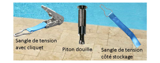 Couverture barres pool littoral la s curit homologu e for Sangle enrouleur piscine
