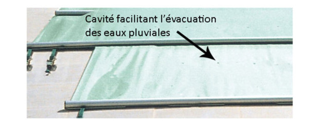 bache a barre pool access - cavites