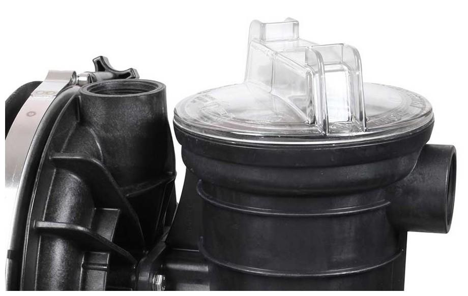 pompe centrifuge STA RITE 5P2R eau douce et eau salée en situation