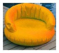 fauteuil orange 1