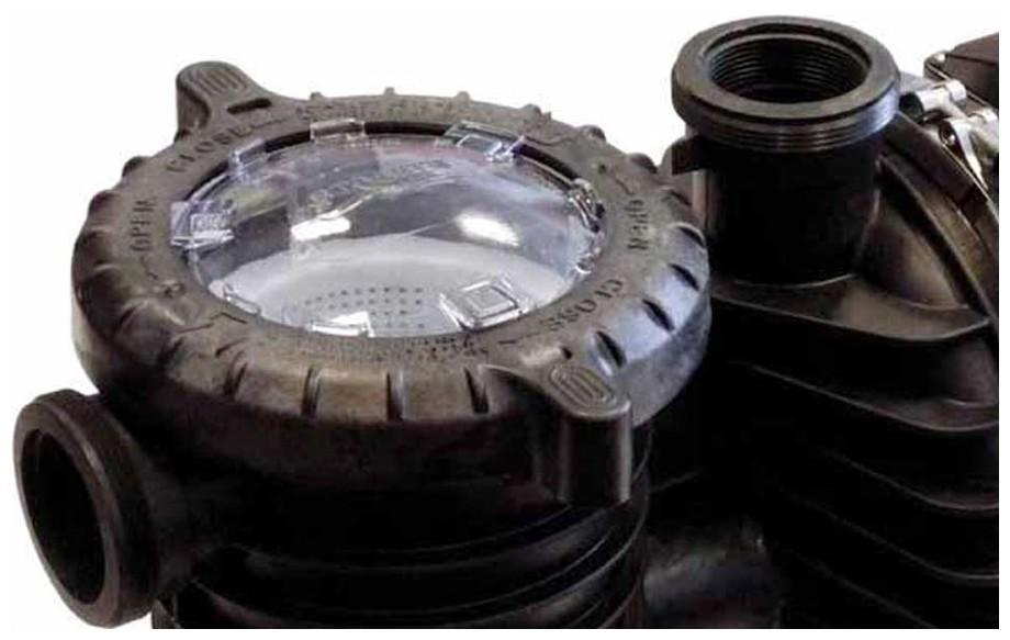 détails de la pompe centrifuge de piscine Sta Rite 5P6R