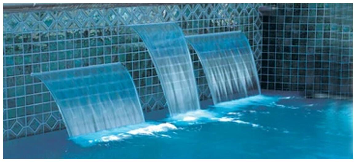 cascade silkflow astral pour piscine