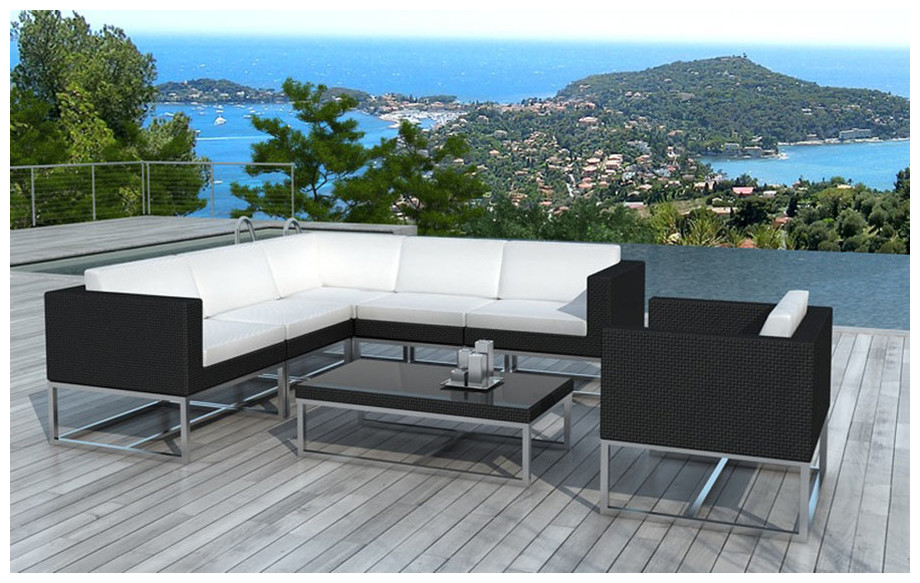 Salon de jardin bas design sp cial outdoor piscine for Piscine de jardin cora