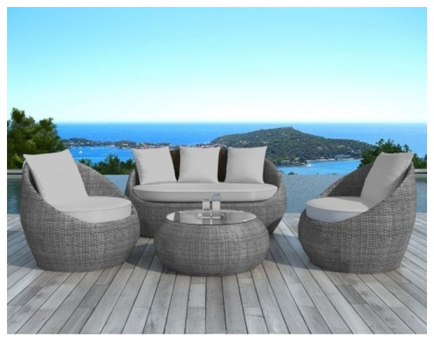 petit salon de jardin resine des id es. Black Bedroom Furniture Sets. Home Design Ideas