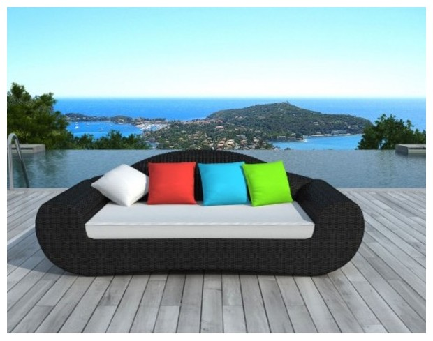 Salon De Jardin Coussin Orange