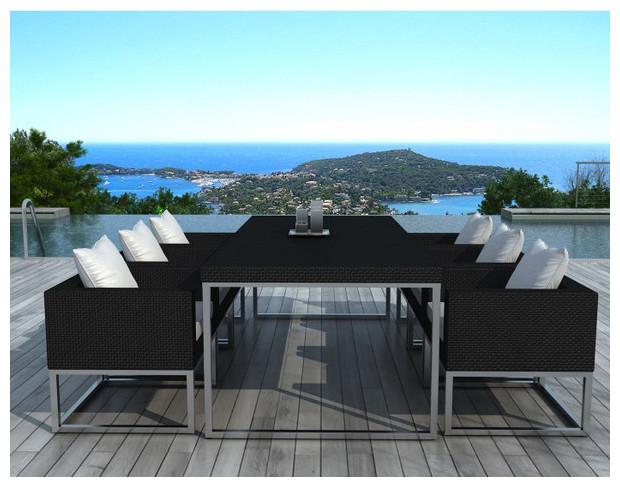 table de jardin solde. Black Bedroom Furniture Sets. Home Design Ideas