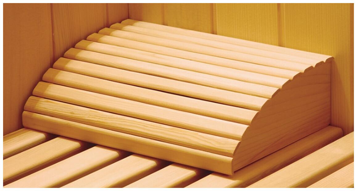 Appuie têt france sauna