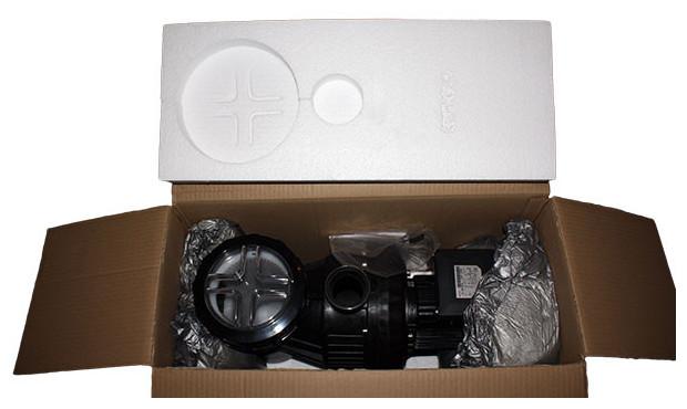 packaging pompe filtration compatible ultra flow