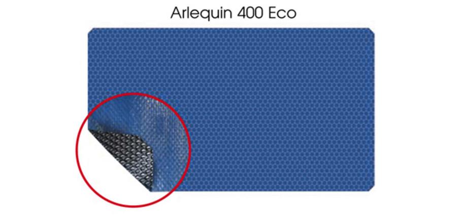 COUVERTURE A BULLES ARLEQUIN ECO
