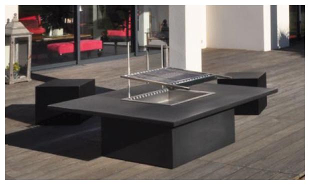 barbecue brasero bas grillades et ambiances inoubliables. Black Bedroom Furniture Sets. Home Design Ideas