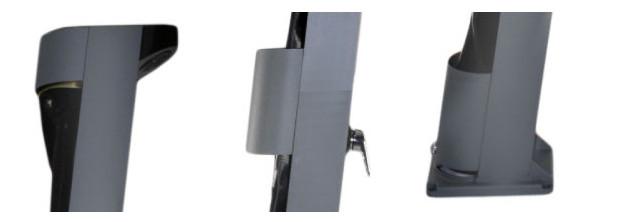 douche solaire luxe 20L details